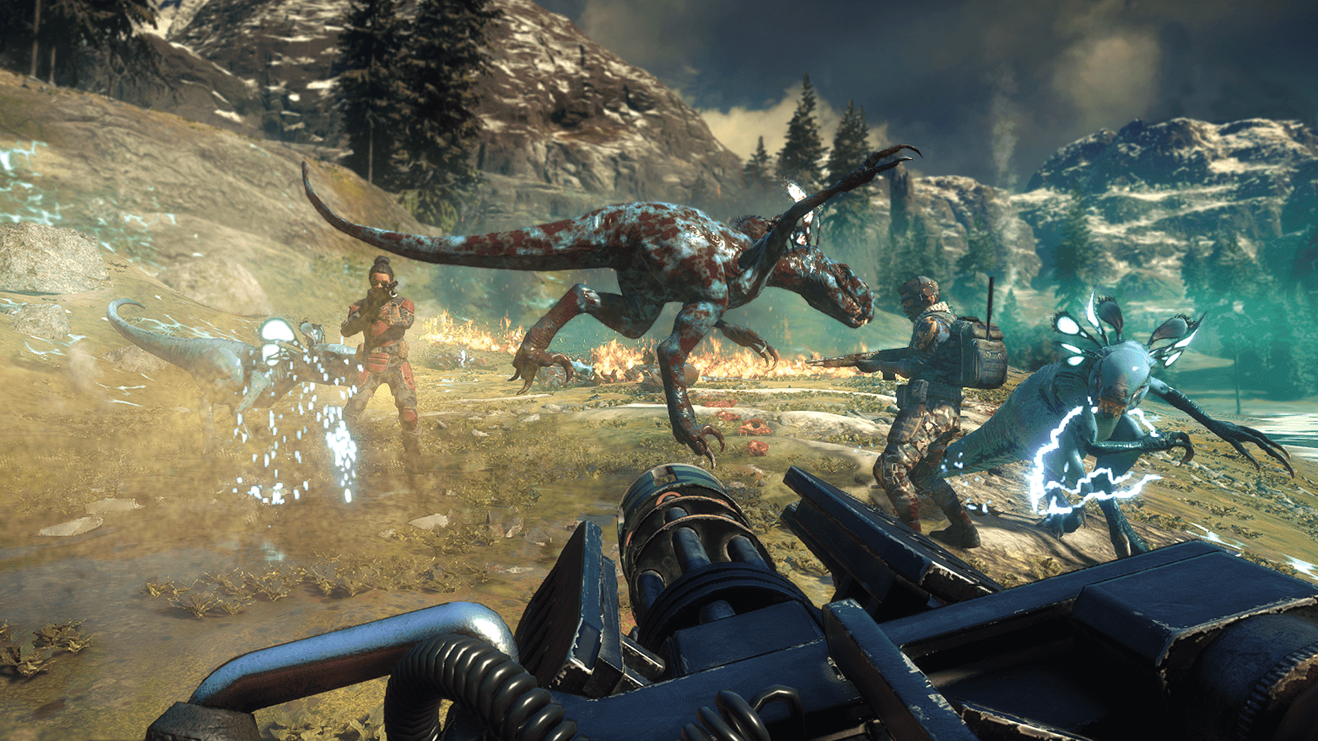Second Extinction deploys into Early Access this September