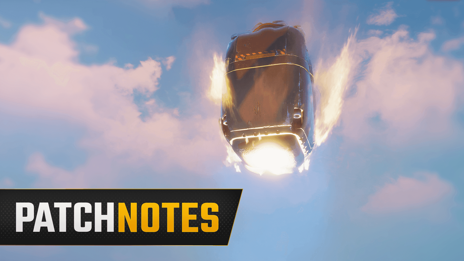 Supply Drop #2 – Patch Notes