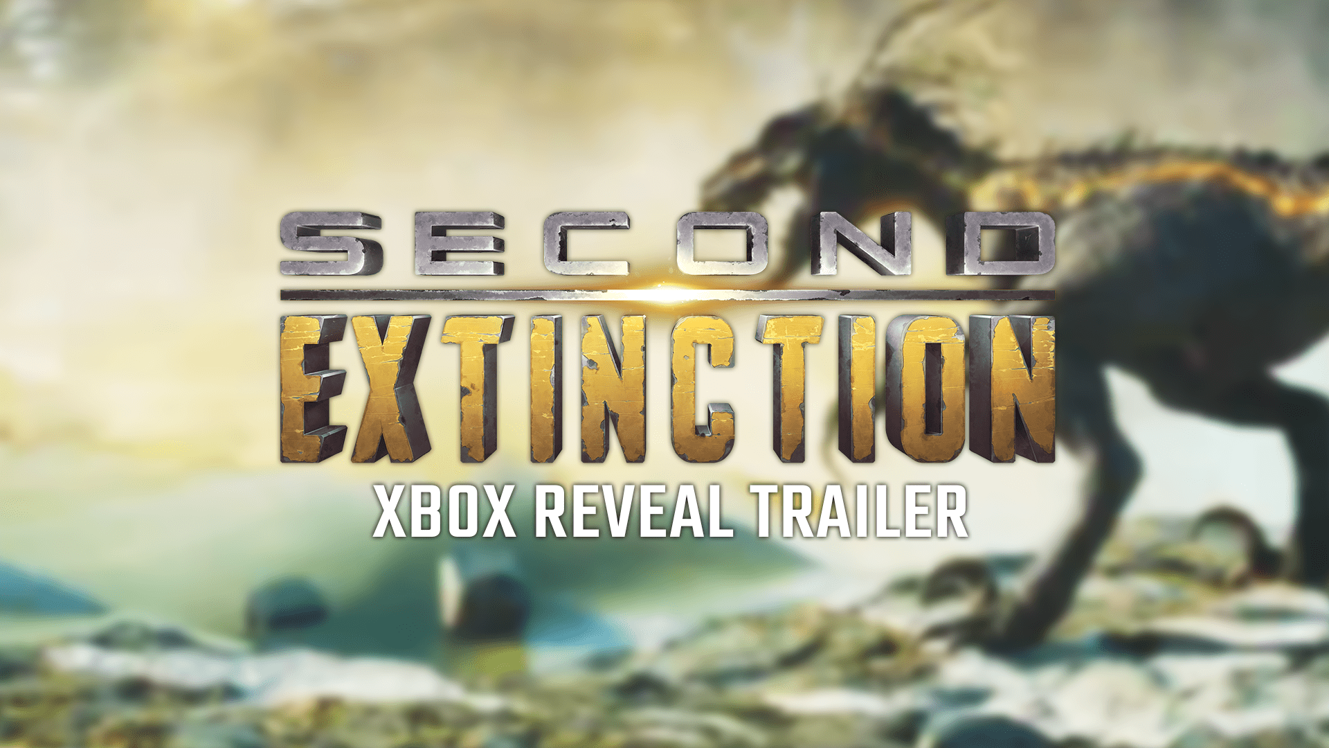Second Extinction Xbox Reveal Trailer out now!