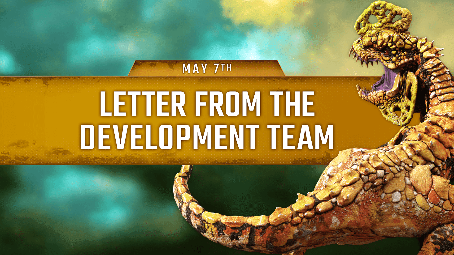 News From The Development Team May 7th