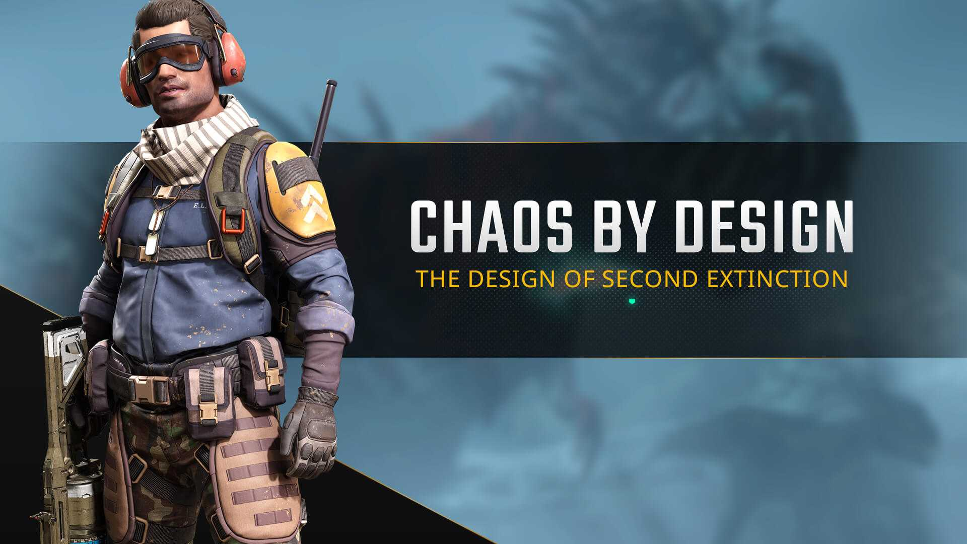 Chaos by Design – The Design of Second Extinction